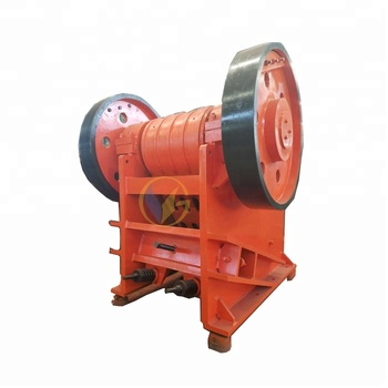 Factory outlet 20% discount large capacity jaw +impact crusher