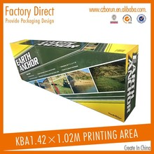 Industrial use packaging carton box for anchor