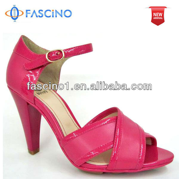 High quality new design ladies sandals footware
