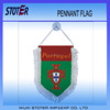 Portugal Flag manufacturer cheap china alibaba customed football team pennant flag