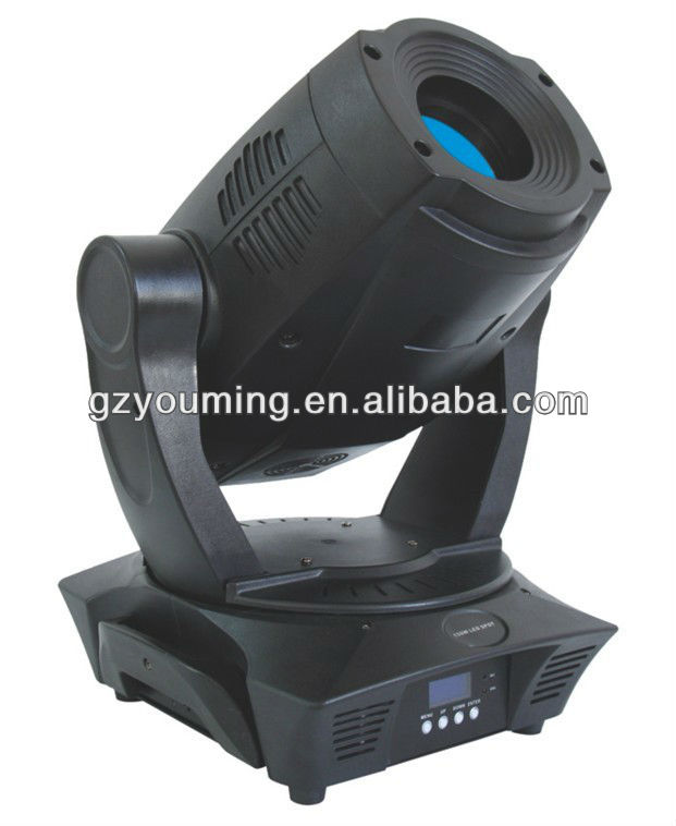high power 150W LED Moving Head spot with Zoom Function