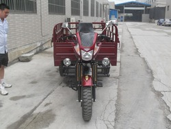 Cargo Use For Three Wheel Motor Tricycle 150cc Motorized Driving Type On Sale