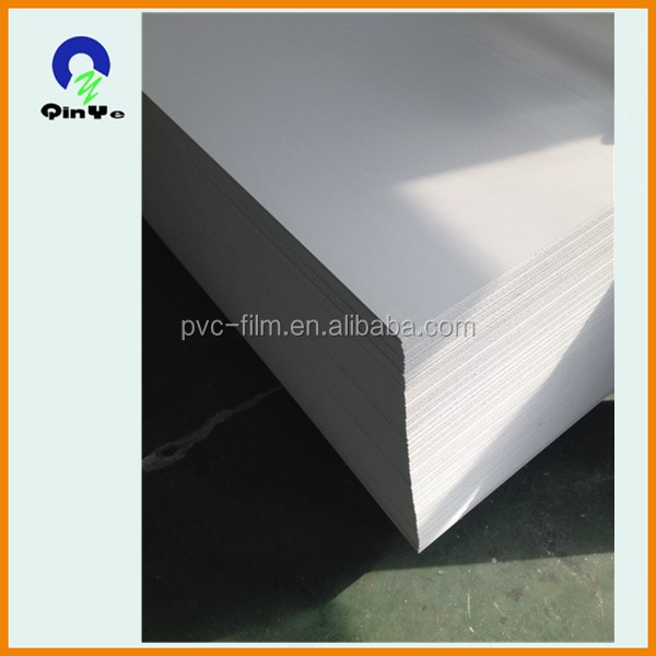 3mm high density pvc foam board / fire retardant foam insulation board