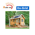 XRSOLAR Easy Install 2kw Off-Grid Panel Solar System for Ground