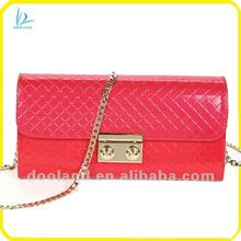 High quality 2012 winter new lady leather bag