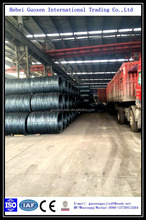 High tensile high carbon steel wire rod coil high strength steel wire rod