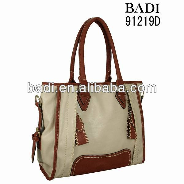 2014 hot selling latest design good pure leather ladies casual shoulder handbags women bags girls handbags