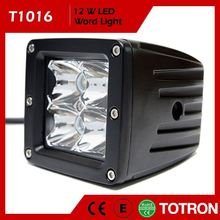 TOTRON New Arrival Flood Beam Factory Supply Led Day Grill Driving Light For Yaris