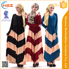 Zakiyyah MD Z008 2016 Indonesia Latest Jubah Wholesale Simple Design Jubah Muslimah Maxi Dresses Malaysia