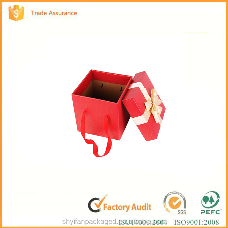 Factory direct sales of high quality cheap snack spree gift box packaging