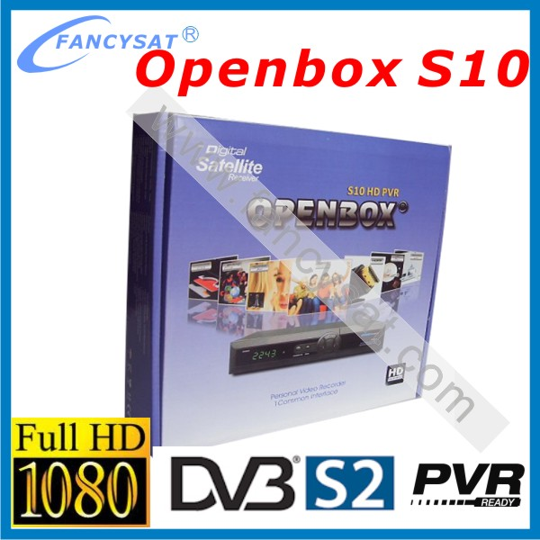 New model openbox s10 hd satellite receiver pvr openbox s10 hd pvr receiver satellite software