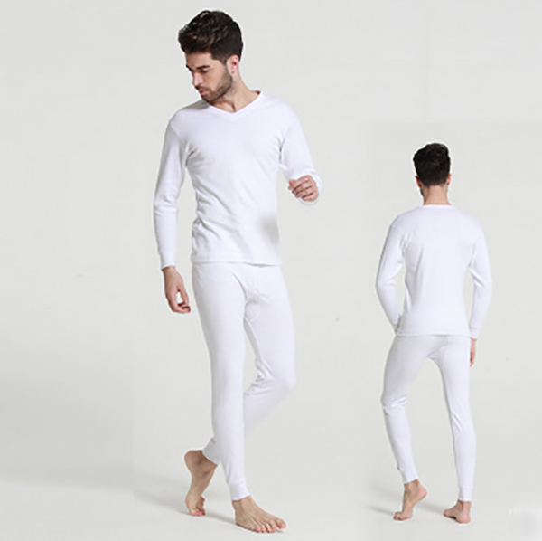 Clearance heated Autumn& Winter thermal underwear men sexy long johns