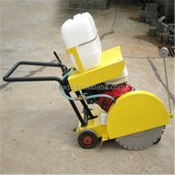 High quality handpush concrete asphalt groove cutter for sale