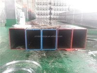 Black Painted Q235 Square Steel Tube Hot Sale in Angola
