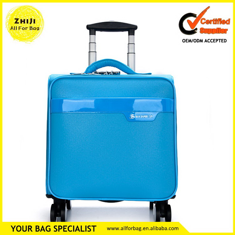 Newest hot sale promotion fashion luggage valise