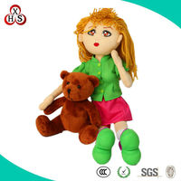 2014 Hot DIY Cloth/Soft Body Doll