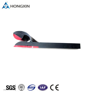 Conveyor belt sealing system polyurethane rubber skirt board material