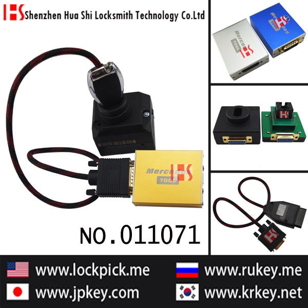 Hot sale low price car key programmer for Ben auto (English Thai version) 011071