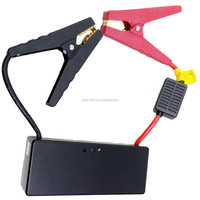 Mini 13000mAh Jump Starter with stronger clamps car battery power bank