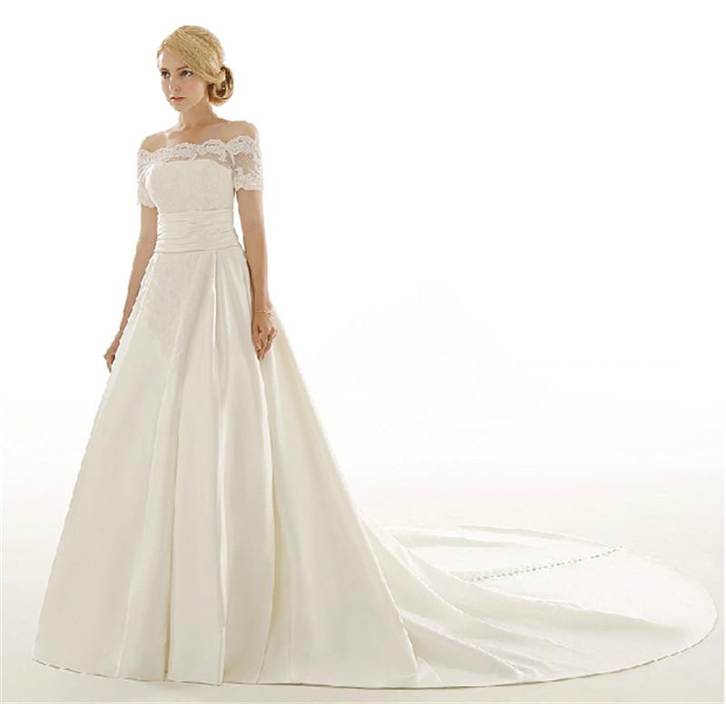 Cheap Long Sleeve Wedding Gown, find Long Sleeve Wedding Gown deals ...