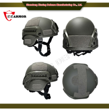 XX Kevlar military ballistic light weight bulletproof helmet