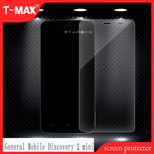 Ultra thin 0.26mm 9H 2.5d High Clear explosion-proof For General Mobile Discovery 2 mini Tempered Glass Screen Protector