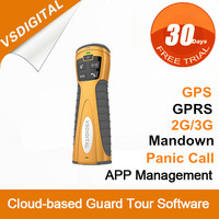 gps gprs guard tracking system with online software