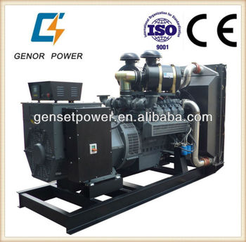15kw to 1800kw Low Rpm Generator