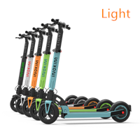 High speed Inokim Light weight foldable standing adult electric scooter