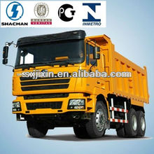 shaanxi shacman 6x4 heavy tipper price