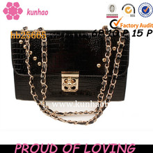 Alligator Famous Brand Leather Small Bag Bolsos