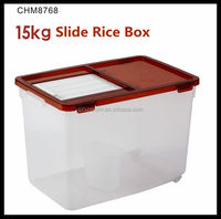rice box / rice container / rice bin storage box trade assurance
