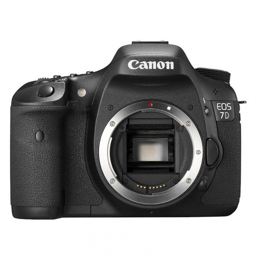 Canon EOS 7D Body DSLR Camera