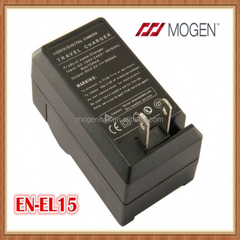 Battery Charger With Usb For Canon Enel15 Battery Camera Charger EN-EL15 for Nikon New Battery Charger