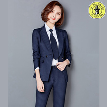ladies latest office uniform design wholesale Custom design uniform office Ladies suit