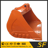 New Excavator Cleaning Mud Bucket for Sale