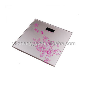 180kg digital bathroom scale personal scale colorful scale