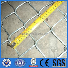 High quality chain link fence board hook flower net