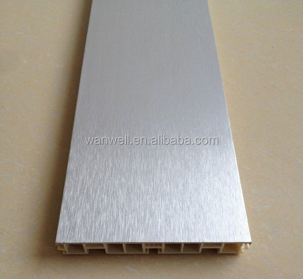 92 cabinets PVC skirting plastic extrusion die