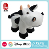 lovely cow +monkey+sheep+pig+dog plush toys for 2016