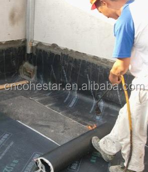 Planted Roof Anti-puncture Modified Bitumen Waterproof Felt