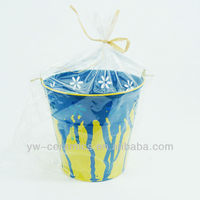 Decorative Citronella Outdoor Candle