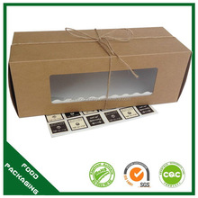 Designer updated exquisite cake box