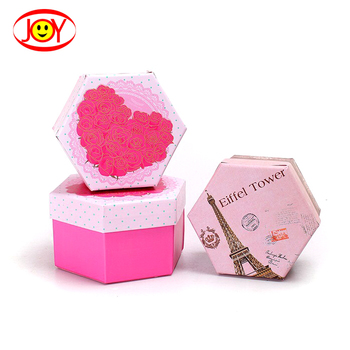 Hot sale popular paper gift packaging box as gift package box