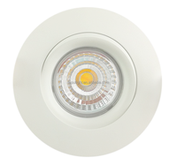 Newly Recessed Ceiling 7w led cob downlight dimmable dim warm 2000k-2800k 68mm for Germany with CE Nemko