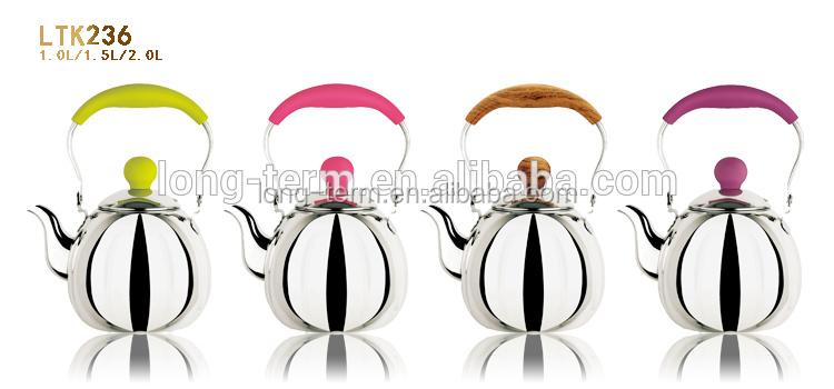 LTK205 Practical Stainless Steel Kettle Hot Selling