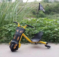 Chinese kids used 3 wheel electric mobility scooters