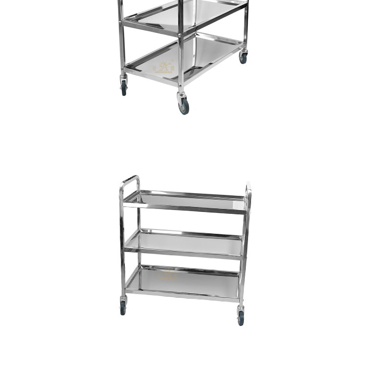 stainless steel food cart FT-02808