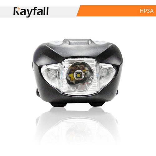 3 AAA Battery Type Plastic Base High Power Zoomable Led Head Torch Flashlight Lumens