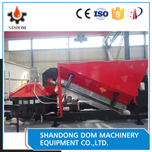 SDDOM ready mobile concrete batching plant of factory price on sale Wheels type